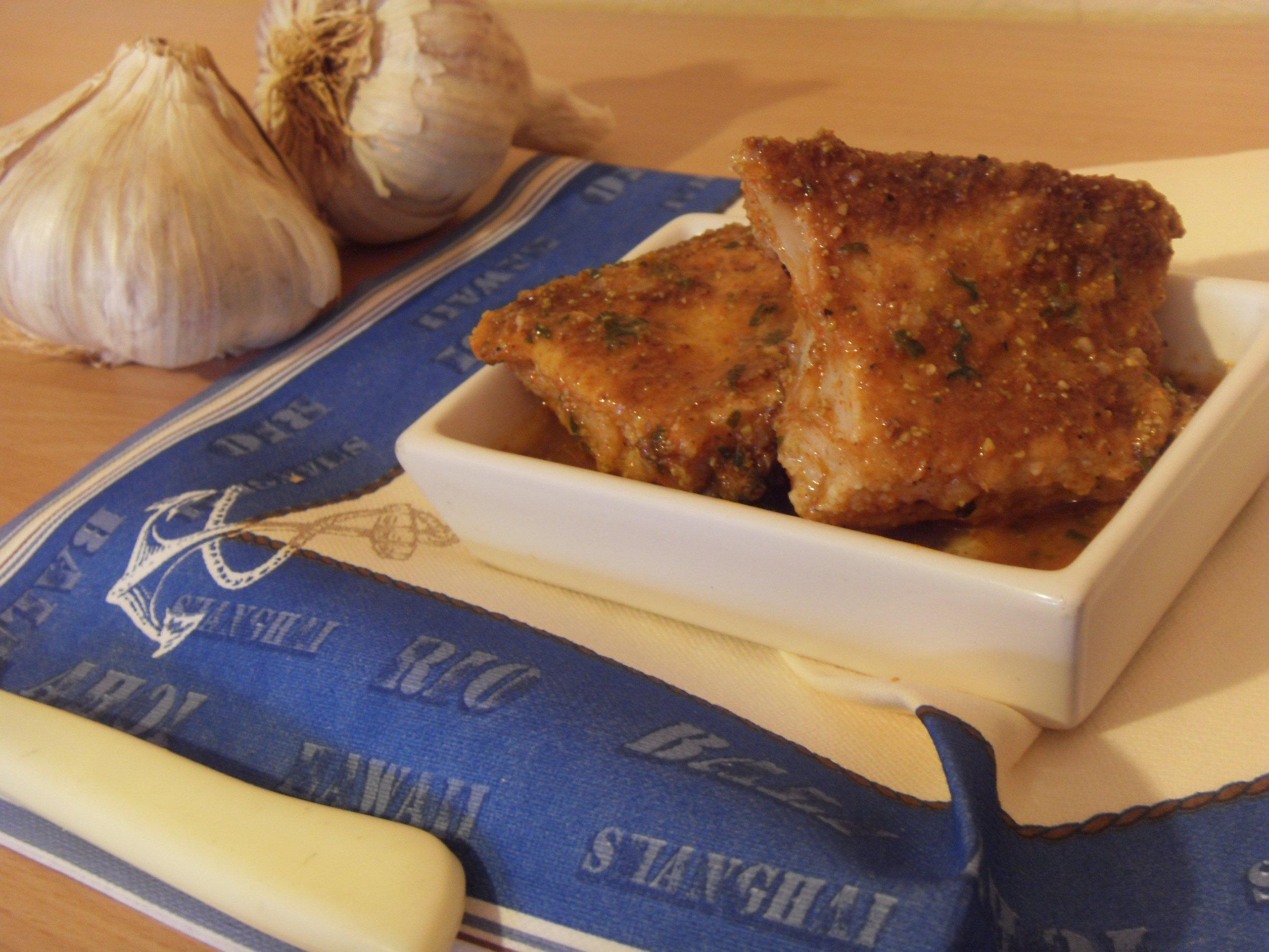 la cuisine de nathoo recettes dukan le poisson pan. Black Bedroom Furniture Sets. Home Design Ideas